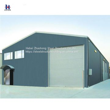 new arrival Manufacturer Galvanized Fabricated Light Steel Frame Building Structure