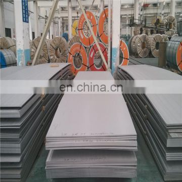 4'x8' stainless steel sheet 304 316 316L for Egypt engine factory