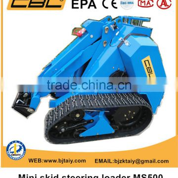 lawn tractor mini front end loader