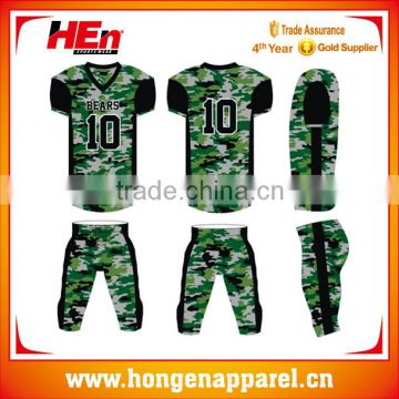 b29e34612 New style custom made american football jerseys camo design  national team football  jersey of American football uniform from China Suppliers - 144301356