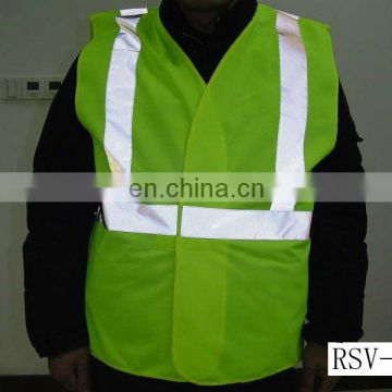 RSV002 Reflective Safety Vest
