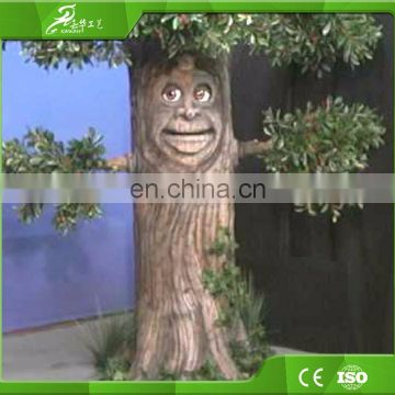 KAWAH Kids Attraction Animated Realistic Interactive Talking Tree