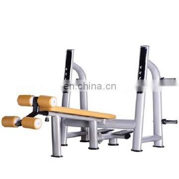 Decline bench:W9824 one-station commercial strength equipment/ body building gym equipments