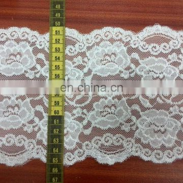 wholesale Chemical Procuct type lace polyester elastic lace stretch lace elastic for headbands