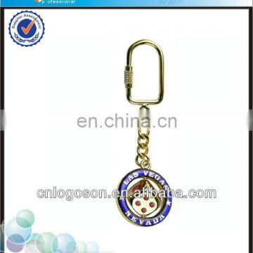 China wholesales WELCOME LASVEGAS souvenir metal bottle opener keychain