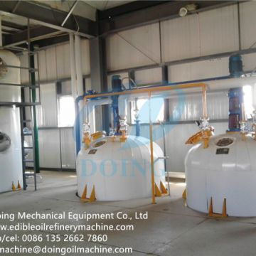 120tpd groundnut oil production process plant
