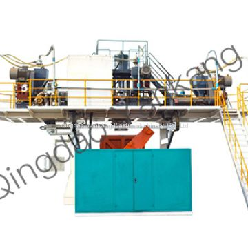 3000L 4 Layers Extrusion Water Storage Tank Blow Molding Machine