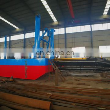 Chinese  best selling mining machinery with hydraulic cutter head for dredging work.