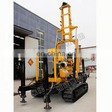 XY-3 Crawler drilling rig homemade water well drilling rig