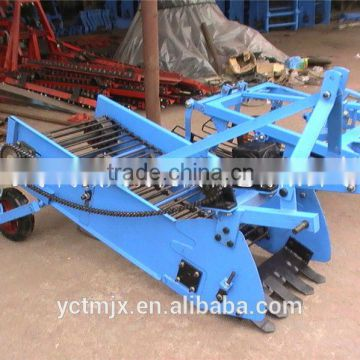 two-row spud Potato. garlic, sweet potaoto peanut Harvester harvester with tractor farm harvester machine