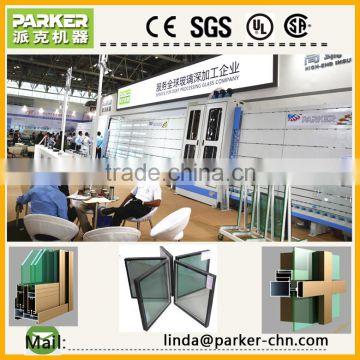 unitized curtain wall line curtain wall fabrication machine