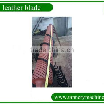 domestic steel blade seller used in leather fleshing machine