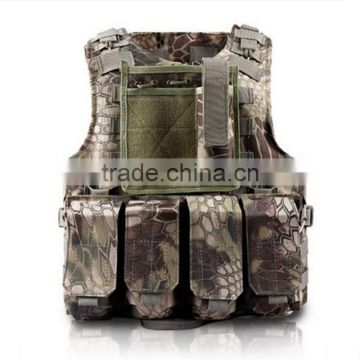 Live-action CS tactical vest wild adventure gear tactical vest
