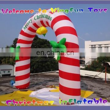 2015 Merry Christmas inflatable arch decorations