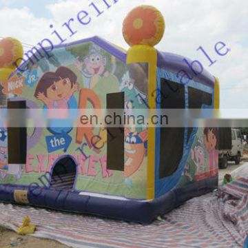 inflatable castle,bouncy castle,cheap inflatable bouncers for sale d030