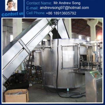 Full Automatic Pet Bottle Unscrambler Machine/Sorter