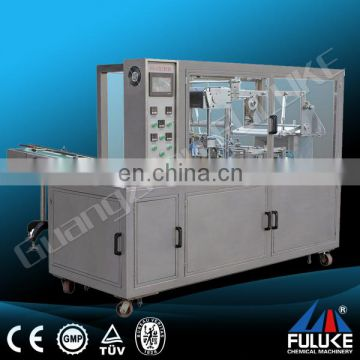 FULUKE PE film shrinking pack machine price