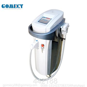 Triple wavelength 755nm 808nm 1064nm diode laser hair removal machine with 1-20HZ frequency