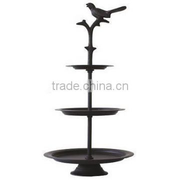 most beautiful metal cake stand for home decor