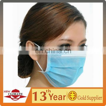 Medical safety use disposable mask