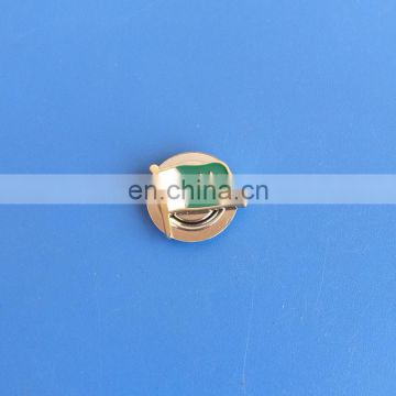 wholesale soft enamel metal Pakistan flag lapel pin badges with magnet