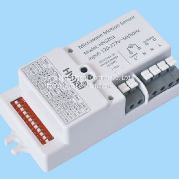 Highbay Version AC Input Microwave Motion Sensors