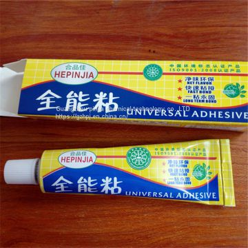 Nail-free adhesive small support for the use of liquid nail porcelain white nail paste 60 grams.