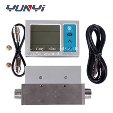 CO2 nitrogen gas rotameter flow meter