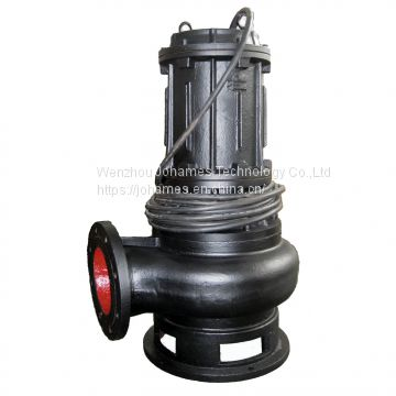QW WQ YW LW GW non-clogging sewage pump transfer living water submersible pump