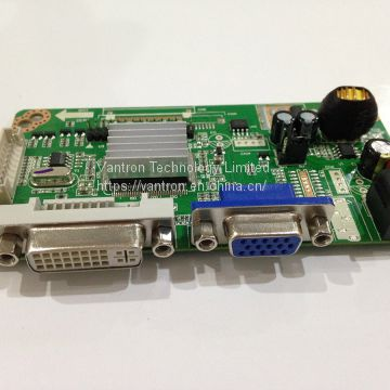 LM.R61.B5-4 LCD Display Controller Board with VGA DVI Input