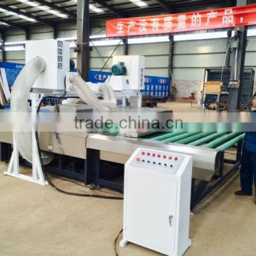 Horizontal Glass Washing Machine for Tempering Glass