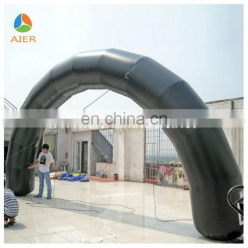 Outdoor decorative inflatable advertising arch for Fair Exhibition use