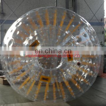High quality inflatable Human Bowling /zorb bowling ball/ Inflatable zorb racing Rental