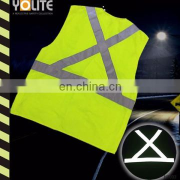 LED Safety Reflective Vest