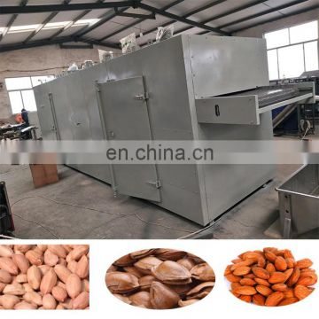 Lowest Price Peanut Continuous Roaster|Almond Baker|Nut Oven|Sesame, Beans Roasting Machine