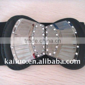 elastic lady's belt