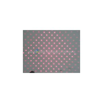 FU650121MTX100-GD16 Diffractive optical elements(DOE) multi Dot Matrix pattern with adjustable focus