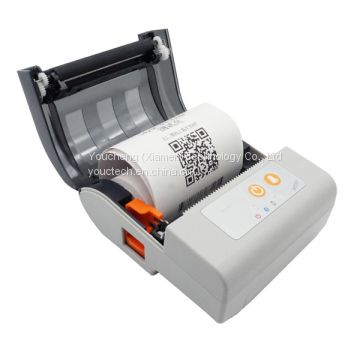 80mm autocutter mobile bluetooth thermal printer android