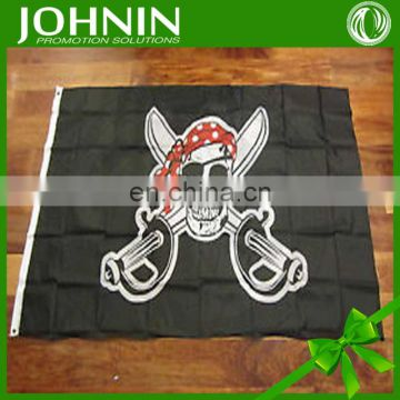Hot selling Top Quality Customized Jolly Roger Flag