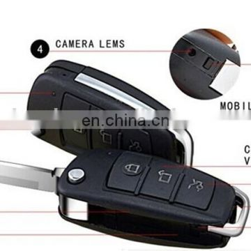 Mini Car Key Chain DVR 1080P HD Hidden Camera IR Night Vision Motion Detection Digital Cam Camcorder Video Recorder