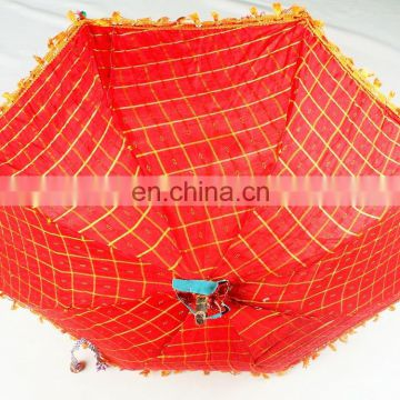 Rajasthani Traditional Sun Umbrella For Girls Women's Kids Wholesale Lot offer