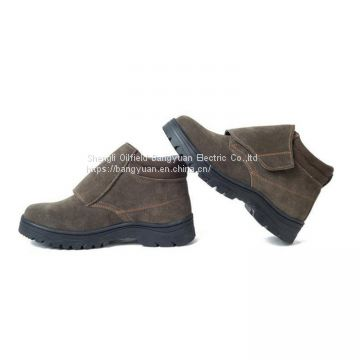 Steel Toe Safety Welding Boots Welding Safety Shoes