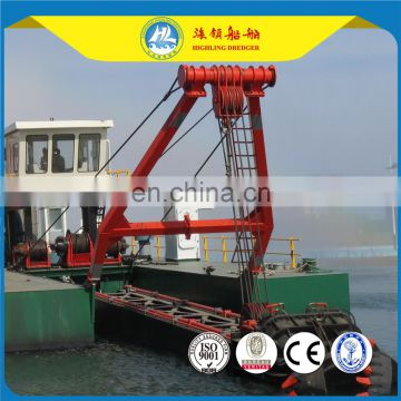 8 Inch Cutter Suction Dredgers