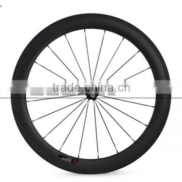 700c carbon road bike wheels,50mm*23mmBeautiful carbon bicycle wheels high-profile carbon wheels on sale
