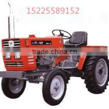 new walking tractor/harvesting implements/farm riding-type garden tractor10-18HP with farm tools