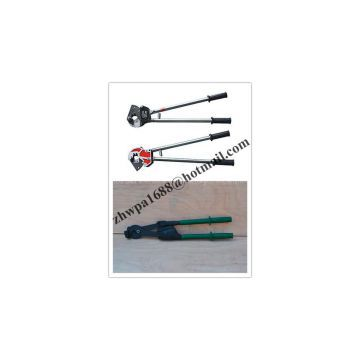 ACSR Ratcheting Cable Cutter,Cable-cutting plier Manufacture and supplier