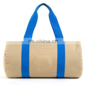 Fashion beige suitcases and travel bags