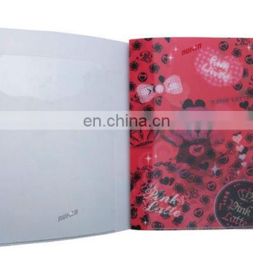 Top Sale New Arrival High Quality 3d lenticular a4 file folder Manufacturer From China