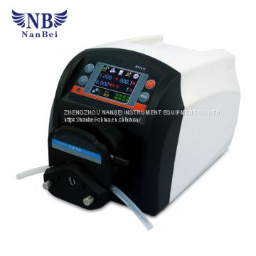 Economic Speed Multi-Channel Peristaltic Pump for Viscous Liquid