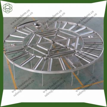 Chemical transportation equipment hexagon aluminum internal floating roof